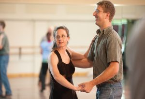 Swing Dancing Made Easy @ The Connection HPRC