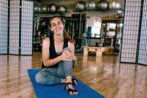 Yoga With Tamra @ The Connection HPRC