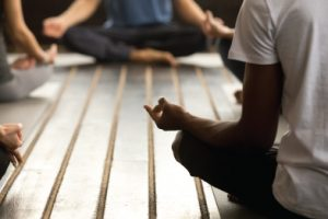 Yoga Nidra @ The Connection HPRC