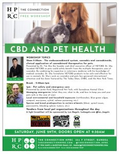 CBD and Pet Health