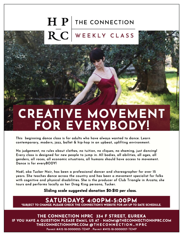 Creative Movement For Everybody